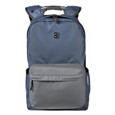 Рюкзак Wenger 605035 синий/серый 28x41x22см 18л. 0.58кг.