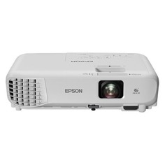 Проектор EPSON EB-E001, белый [v11h839240]