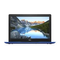 """Ноутбук DELL Inspiron 3584, 15.6"""", Intel Core i3 7020U 2.3ГГц, 4Гб, 1000Гб, Intel HD Graphics 620, Linux, 3584-1529, синий"""