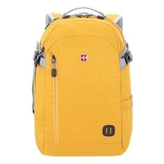 Рюкзак Wenger 3555247416 желтый 30x47x20см 29л. 1.02кг.