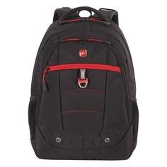 Рюкзак Wenger 5918201419 черный/красный 34x47x18см 29л. 0.78кг.
