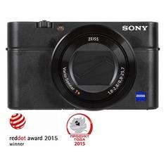 Цифровые фотоаппараты Цифровой фотоаппарат SONY Cyber-shot DSC-RX100M3, черный