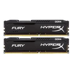 Модуль памяти KINGSTON HyperX FURY HX432C16FB3K2/16 DDR4 - 2x 8Гб 3200, DIMM, Ret