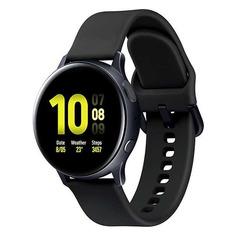 """Смарт-часы Samsung Galaxy Watch Active2, 40мм, 1.2"""", черный / черный [sm-r830nzkaser]"""