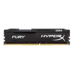 Модуль памяти KINGSTON HyperX FURY Black HX426C16FB3/8 DDR4 - 8ГБ 2666, DIMM, Ret