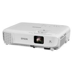 Проектор EPSON EB-E350, белый [v11h839340]