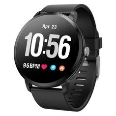 """Смарт-часы DIGMA Smartline T4r, 1.3"""", черный / черный [t4rb]"""