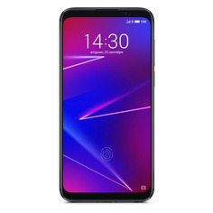 Смартфон MEIZU 16 64Gb, M872H, черный