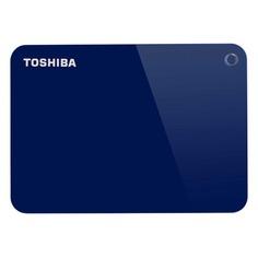 Внешний жесткий диск TOSHIBA Canvio Advance HDTC940EL3CA, 4ТБ, синий