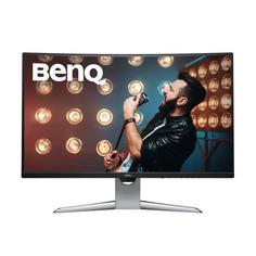 """Монитор BENQ EX3203R 31.5"""", черный [9h.lgwla.tse]"""