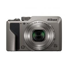 Цифровой фотоаппарат NIKON CoolPix A1000, серебристый