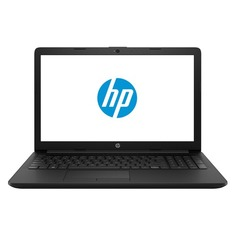 "Ноутбук HP 15-da0451ur, 15.6"", Intel Core i3 7020U 2.3ГГц, 8Гб, 1000Гб, nVidia GeForce Mx110 - 2048 Мб, Free DOS, 7JY00EA, черный"