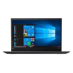 "Ноутбук LENOVO ThinkPad X1 Extreme, 15.6"", IPS, Intel Core i5 9300H 2.4ГГц, 8ГБ, 256ГБ SSD, nVidia GeForce GTX 1650 - 4096 Мб, Windows 10 Professional, 20QV000URT, черный"