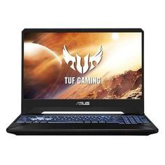 "Ноутбук ASUS TUF Gaming FX505DD-AL045T, 15.6"", IPS, AMD Ryzen 7 3750H 2.3ГГц, 8Гб, 512Гб SSD, nVidia GeForce GTX 1050 - 3072 Мб, Windows 10, 90NR02C2-M02840, черный"