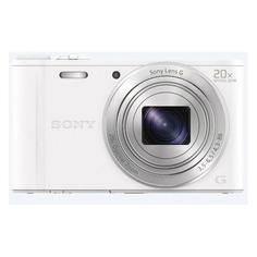 Цифровой фотоаппарат SONY Cyber-shot DSC-WX350, белый