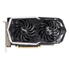 Видеокарта MSI nVidia GeForce GTX 1660 , GTX 1660 ARMOR 6G, 6Гб, GDDR5, Ret