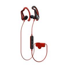 Наушники PIONEER SE-E7BT-R, Bluetooth, вкладыши, красный