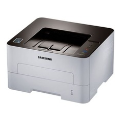 Принтер лазерный SAMSUNG Xpress SL-M2830DW лазерный, цвет: белый [ss345e]