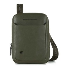 Сумка Piquadro Black Square CA3084B3/VE зеленый натур.кожа