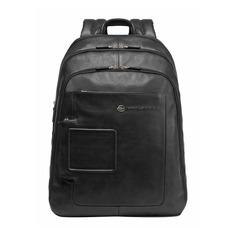 Рюкзак Piquadro Vibe OUTCA1813VI/N черный натур.кожа