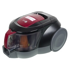 Пылесос LG VK706W02NY, 2000Вт, пурпурный/черный