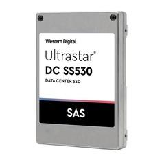 """SSD накопитель WD Ultrastar DC SS530 WUSTR6416ASS204 1.6ТБ, 2.5"""", SAS [0b40333]"""