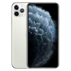 Смартфон APPLE iPhone 11 Pro Max 256Gb, MWHK2RU/A, серебристый