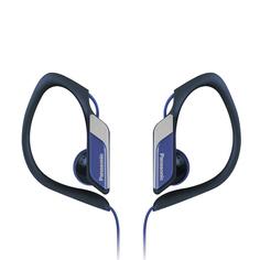 Спортивные наушники Panasonic RP-HS34E Blue