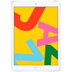 "Планшет Apple iPad 10.2"" 32Gb Wi-Fi+Cellular Silver (MW6C2RU/A)"