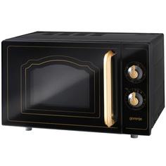 Микроволновая печь с грилем Gorenje Classico MO4250CLB