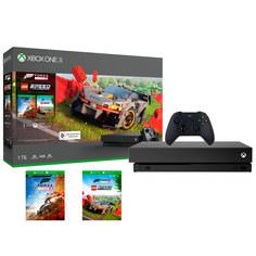 Игровая консоль Xbox One Microsoft X 1TB + Forza Horizon 4 + LEGO Speed Champions