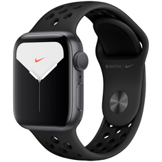 Смарт-часы Apple Watch S5 Nike+ 40mm SpGrey Sport Band (MX3T2RU/A)