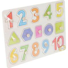 Обучающая игра Игруша Цифры и фигуры
