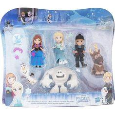 Игровой набор Disney Холодное сердце маленьких кукол 7.5 см