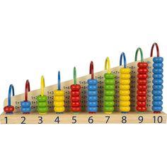 Развивающая игрушка Мир Деревянных Игрушек Арифметический счёт