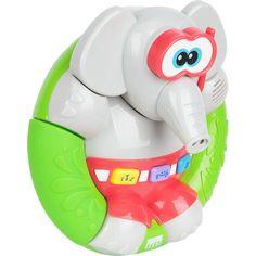 Игрушка для ванной 1Toy Kidz Delight Весёлый слонёнок