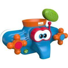 Игрушка для ванной 1Toy Kidz Delight Весёлый кран
