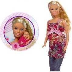 Кукла Steffi беременная 29 см
