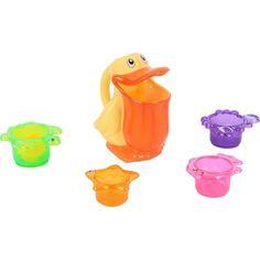 Игрушки для ванной Игруша желтый