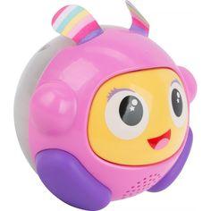 Развивающая игрушка Fisher-Price Музыкальный жучок Бибель 18 см