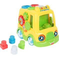 Развивающая игрушка Игруша Машина