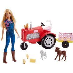 Игровой набор Barbie Фермер 29 см