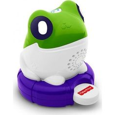 Развивающая игрушка Fisher-Price Измеряем и сравниваем Лягушка