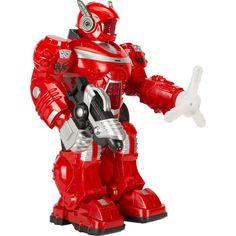 Интерактивная игрушка Zhorya Бласт красный
