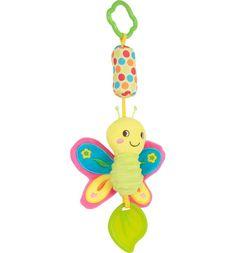 Развивающая игрушка Happy Monkey с колокольчиков