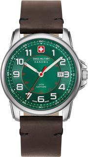 Швейцарские мужские часы в коллекции Land Мужские часы Swiss Military Hanowa 06-4330.04.006