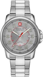 Швейцарские мужские часы в коллекции Land Мужские часы Swiss Military Hanowa 06-5330.04.009
