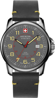 Швейцарские мужские часы в коллекции Land Мужские часы Swiss Military Hanowa 06-4330.30.009