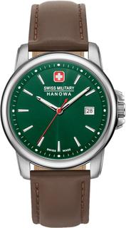 Швейцарские мужские часы в коллекции Land Мужские часы Swiss Military Hanowa 06-4230.7.04.006