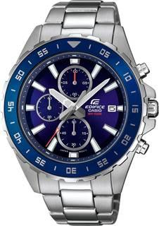 Японские мужские часы в коллекции Edifice Мужские часы Casio EFR-568D-2AVUEF